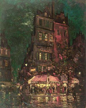 Париж. Улица Венеция/ 1927