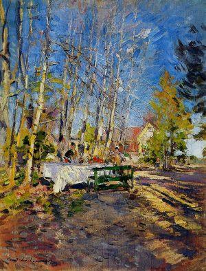 Весна. 1917