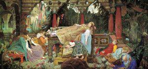 Спящая царевна. 1900-1926