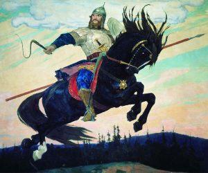 Богатырский скок. 1914