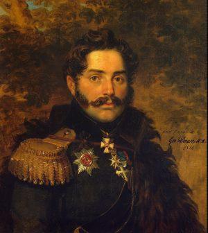 Князь Алекса́ндр Фёдорович Щерба́тов