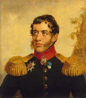 Князь Серге́й Григо́рьевич Волко́нский