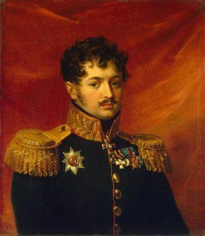 Пётр Петро́вич Загря́жский