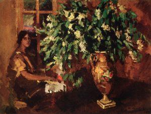 Черемуха. 1912
