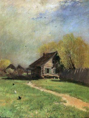 Ранняя весна. 1870-е