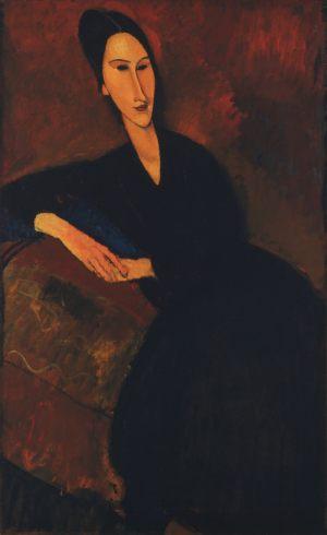 Портрет Анны Зборовской