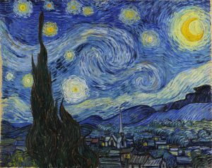 Звездная ночь | The Starry Night