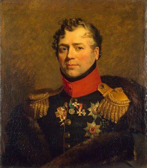 Светлейший князь Дми́трий Влади́мирович Голи́цын