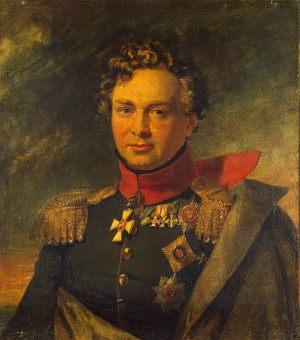 Князь Андре́й Ива́нович Горчако́в