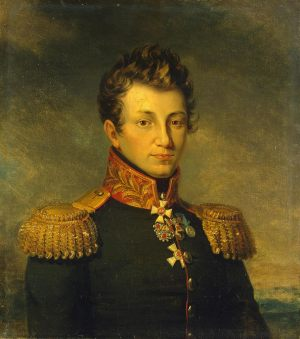 Николай Диомидович Мякинин